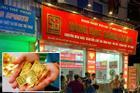 Nóng: Tên cướp mặc sơ mi trắng cướp tiệm vàng trong đêm ở Hà Nội, giờ vẫn đang lẩn trốn