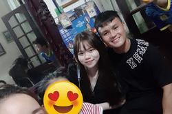 Huỳnh Anh ôm Quang Hải tình tứ khi về ra mắt người thân sau scandal 'nhún nhảy hồ Tây'