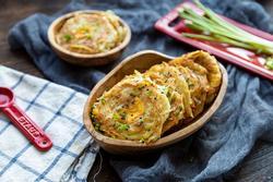 Đổi món cho bữa sáng với bánh khoai tây thơm ngon làm chỉ trong 4 bước đơn giản