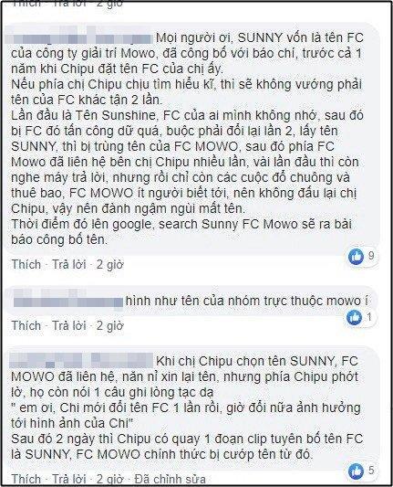 Pha xử lý cồng kềnh của Chi Pu: Đặt tên fandom cũng phải giằng của người khác mới chịu-1