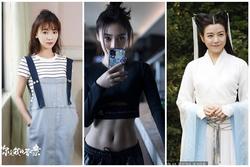 Ba sao nữ Trung Quốc 'diễn xuất tỷ lệ nghịch với nhan sắc'