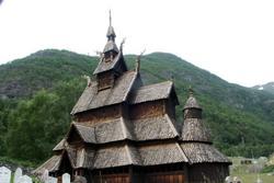 Nhà thờ gỗ được xây không cần bất kỳ chiếc đinh nào