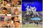 Giàu nứt vách như Bighit: Dựng phim trường bằng hàng thật, chi cực mạnh để MV của BTS đẹp như thiên đường