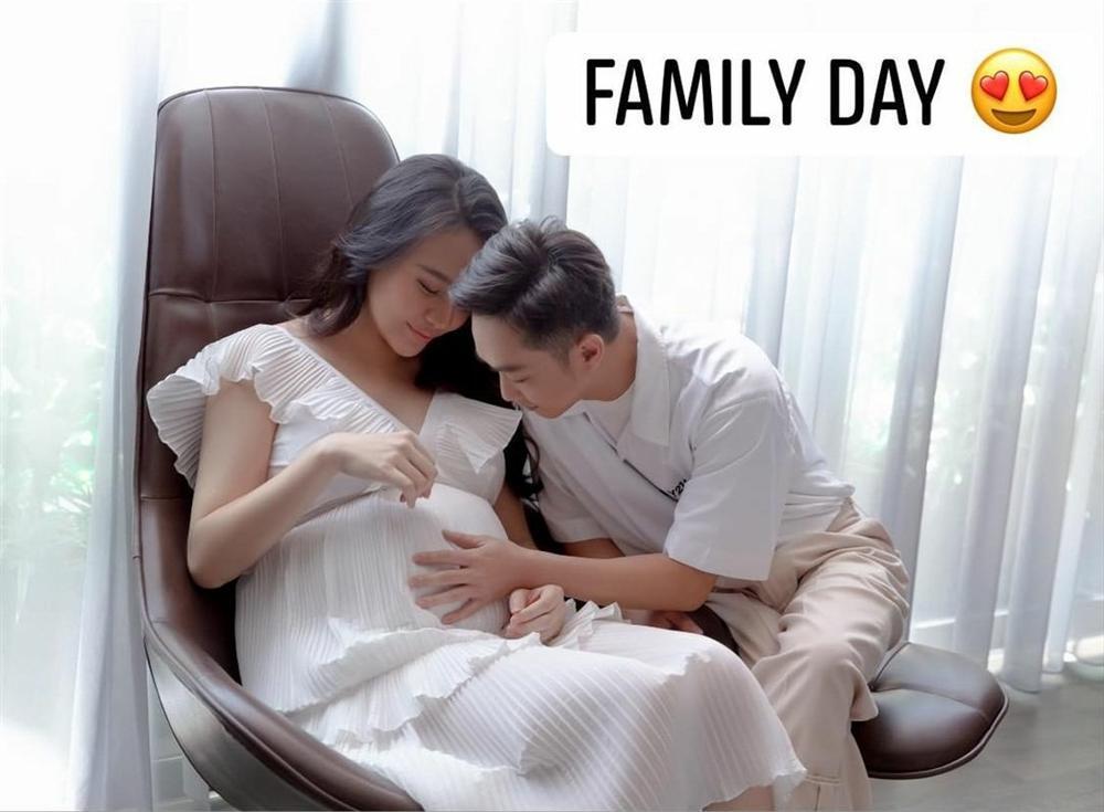 HOT: Hé lộ giới tính thai nhi của Đàm Thu Trang và cái tên cực vần với Subeo-3