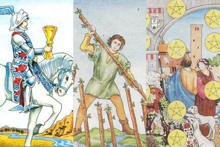 Bói bài Tarot: Chọn 1 lá bài để biết thần may mắn có mỉm cười với bạn trong tháng 7