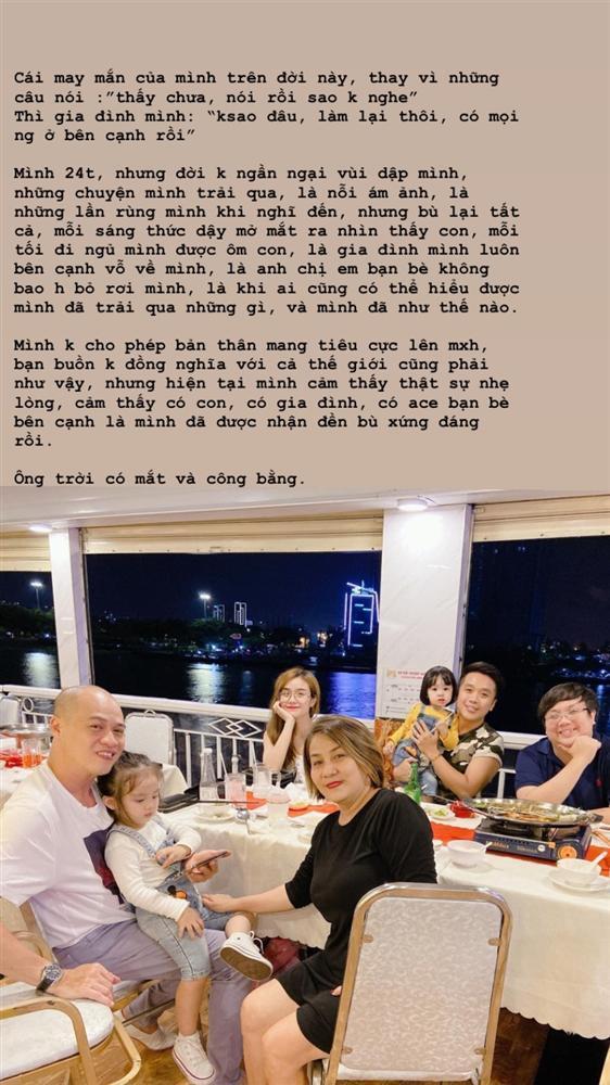 Bảo Ngọc nhẹ lòng sau khi ly hôn Hoài Lâm, được gia đình đền bù xứng đáng-4