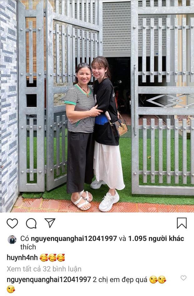 Không hay đăng ảnh Quang Hải nhưng Huỳnh Anh rất khéo thể hiện tình cảm với nhà trai-5