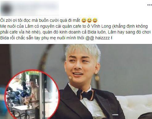 Bạn thân Hoài Lâm lên tiếng về đoạn video nam ca sĩ bán cà phê ở quê sau ly hôn-1