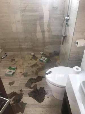 Khiếp sợ những pha ở bẩn kinh hoàng của thượng đế khi thuê phòng khách sạn-2