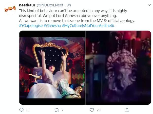 BLACKPINK đưa tượng thần linh thiêng vào MV mới, YG sửa sai ngay trong đêm-5