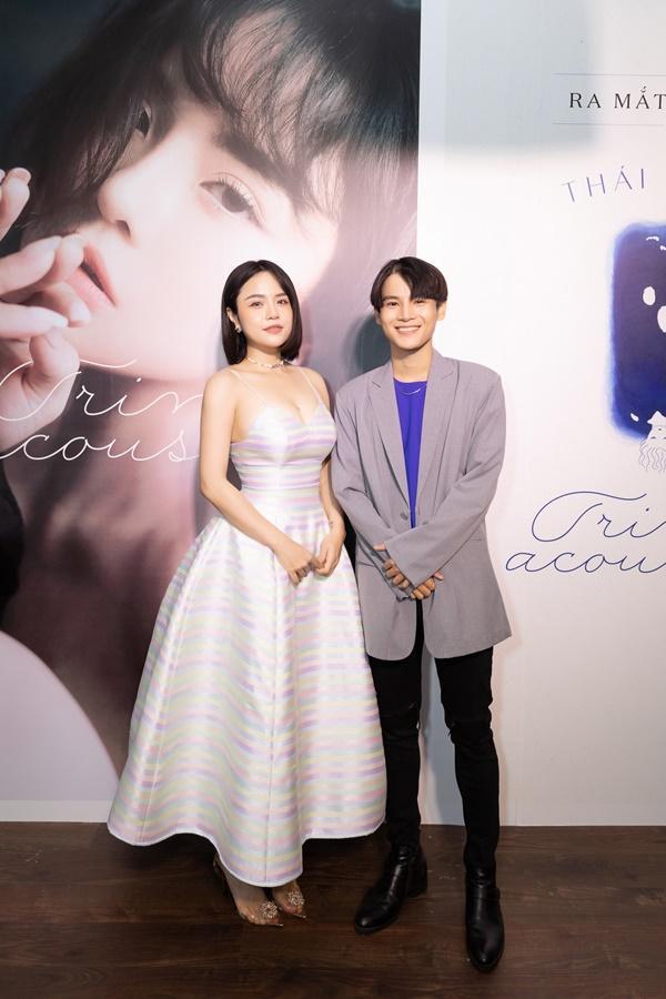Trước khi chuyển giới, Lynk Lee tiết lộ từng hôn Thái Trinh-7