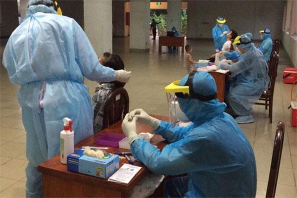 Bộ Y tế lý giải về BN 326 tái dương tính Covid-19 và văn bản xét nghiệm máu đang lan truyền MXH-2