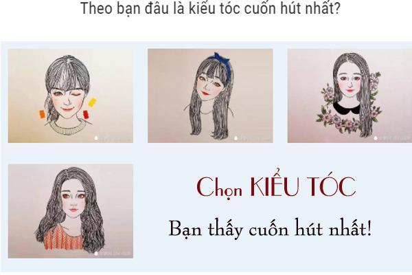Hãy chọn kiểu tóc cuốn hút nhất để biết có bao nhiều người đang yêu thầm bạn-1