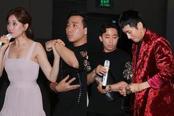 Trấn Thành bị nghi mang đồng hồ đôi với Tuấn Trần, Hari Won lập tức lên tiếng
