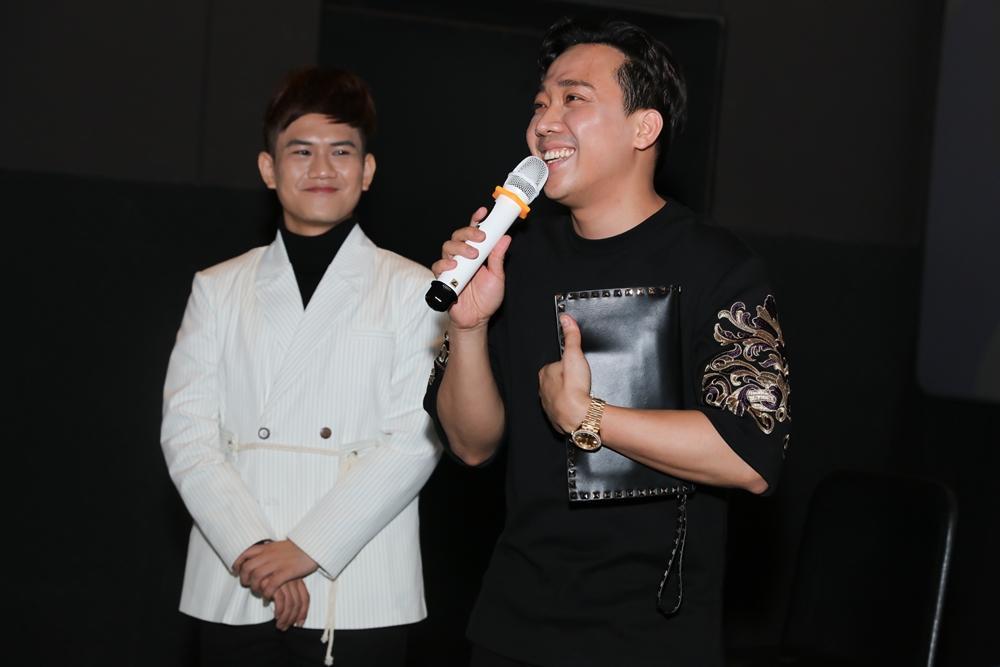 Trấn Thành bị nghi mang đồng hồ đôi với Tuấn Trần, Hari Won lập tức lên tiếng-3