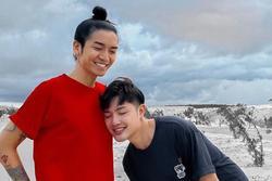 BB Trần khoe ảnh kỷ niệm 7 năm 'ngọt như mật mía' với người tình đồng giới