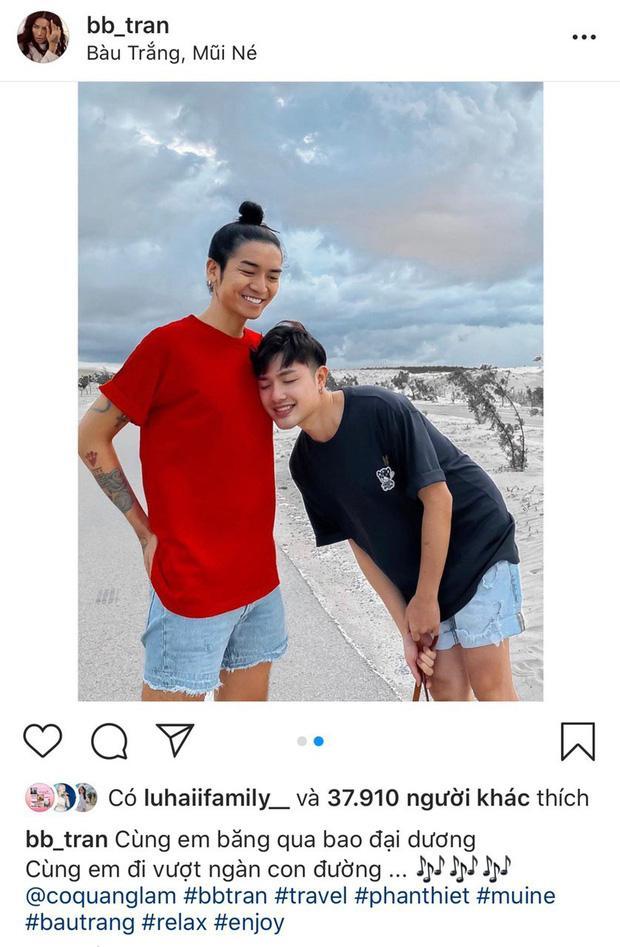 BB Trần khoe ảnh kỷ niệm 7 năm ngọt như mật mía với người tình đồng giới-3