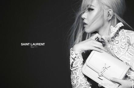 Rose đẹp thần sầu trong video quảng bá BST mới của Yves Saint Laurent