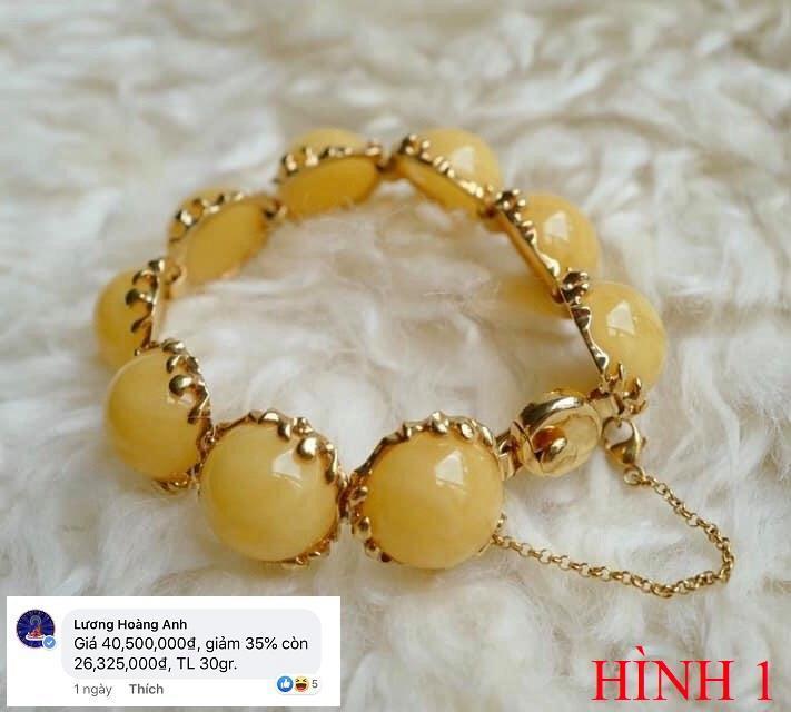 Vợ cũ Huy Khánh bị nghi ngờ bán trang sức giá trên trời, lãi chục triệu mỗi món vẫn ít-3