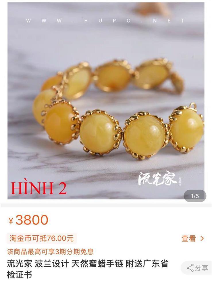Vợ cũ Huy Khánh bị nghi ngờ bán trang sức giá trên trời, lãi chục triệu mỗi món vẫn ít-4