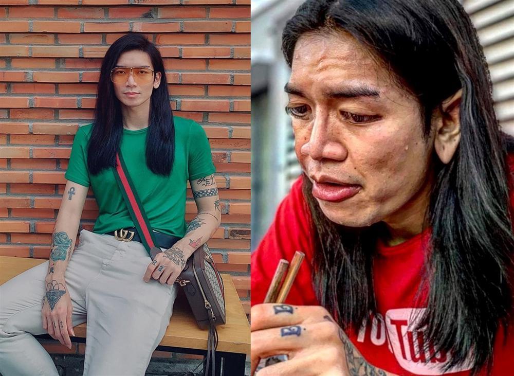 Loạt sao Việt khóc không ra tiếng khi bị Trấn Thành biến thành tranh vui vẽ hỏng-6