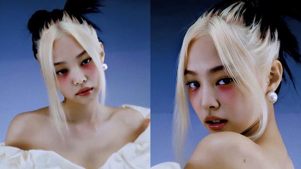 Jennie BlackPink bị nghi học đòi kiểu tóc đặc trưng của danh hài Hoài Linh-1