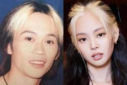Jennie BlackPink bị nghi 'học đòi' kiểu tóc đặc trưng của danh hài Hoài Linh