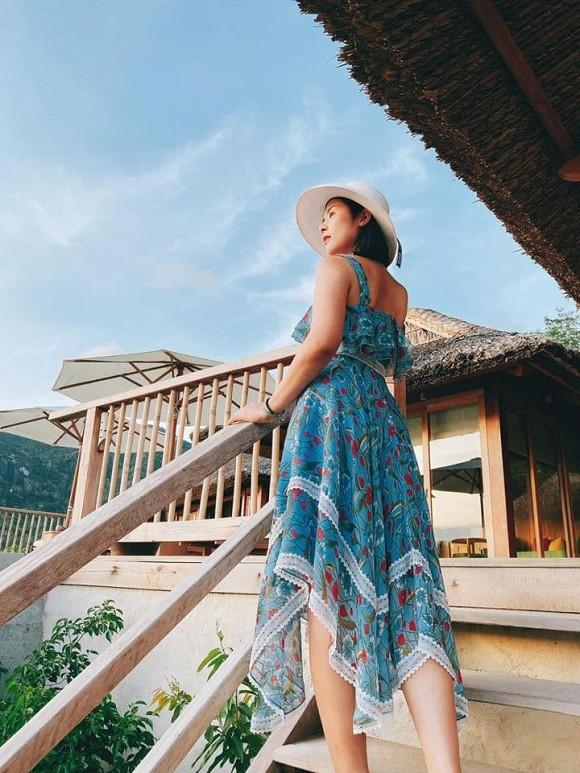 Hoa hậu Ngọc Hân được khen nức nở khi hiếm hoi đăng ảnh bán nude-7
