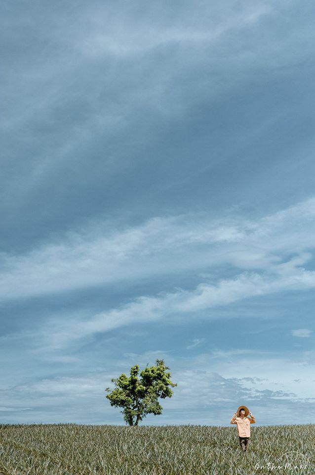 Đâu chỉ con gái chụp sen mới đẹp, chàng trai chơi lớn tung bộ ảnh như chàng thơ ở Ninh Bình-11