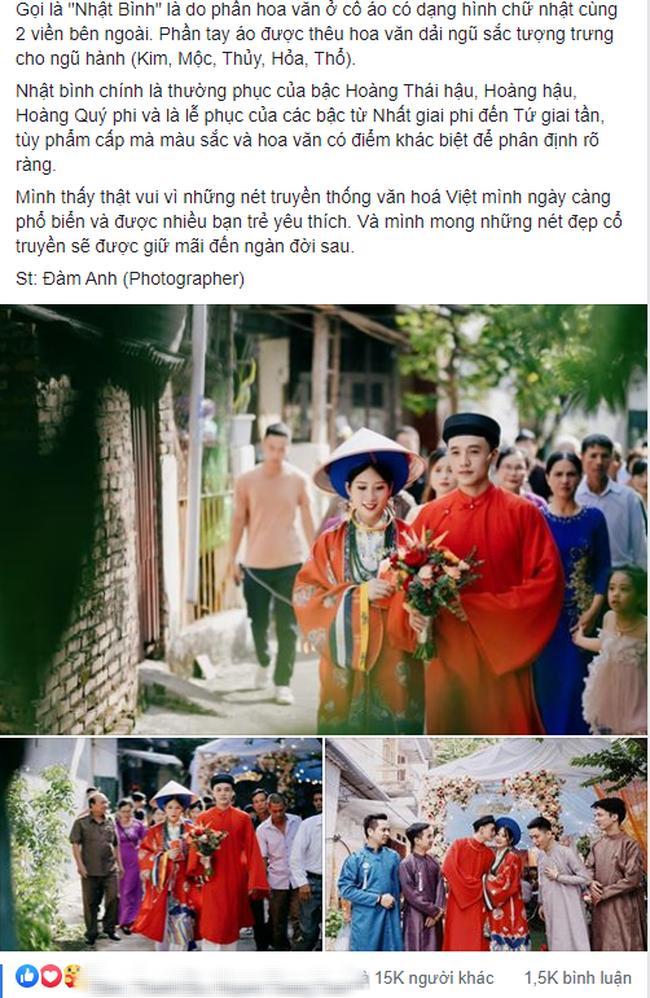 Bộ ảnh cưới cực độc đáo của cặp đôi Cao Bằng nhận bão like chỉ sau 2 giờ đăng tải-1