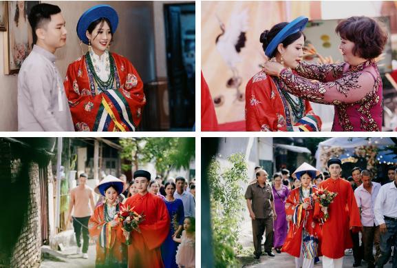 Bộ ảnh cưới cực độc đáo của cặp đôi Cao Bằng nhận bão like chỉ sau 2 giờ đăng tải-4