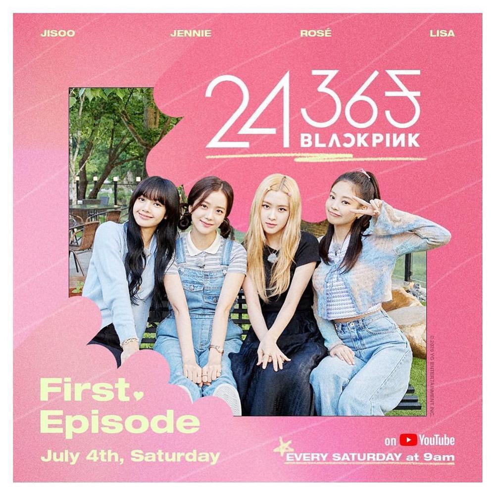 YG Entertainment nhổ neo, công bố phát sóng show thực tế nóng rực của Black Pink-2