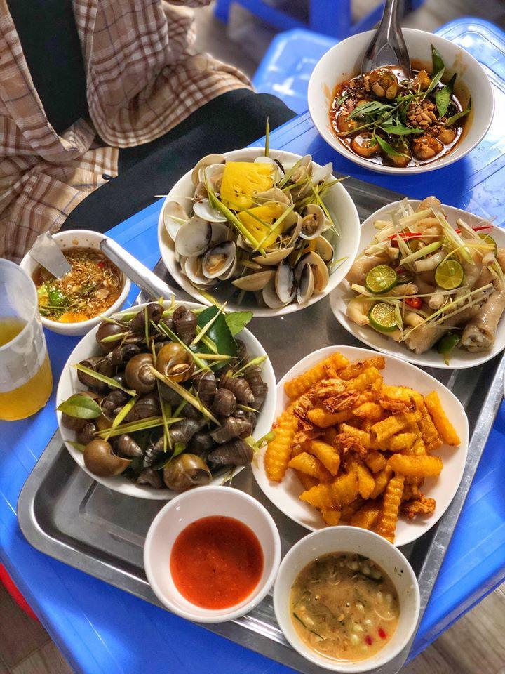 Chớ bỏ qua 5 quán ốc giá rẻ ngất chỉ từ 50.000 đồng ở Hà Nội mà ăn ngon ngập mồm-2