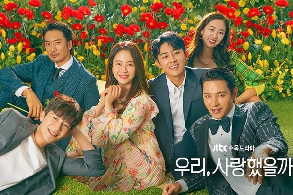 Phim Hàn tháng 7: Màn so găng của Song Ji Hyo, Hwang Jung Eum và Lee Jun Ki-5