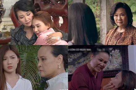 Những bà mẹ chồng quốc dân trên màn ảnh: đánh ghen hộ, không trách móc khi con dâu ngoại tình