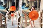 Hồ Ngọc Hà khoe ảnh bikini nuột nà, ai cũng hoang mang bụng bầu đâu rồi?