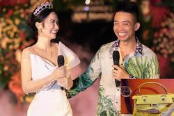 Minh Nhựa tổ chức tiệc kỷ niệm 8 năm cầu hôn Mina Phạm, quà tặng vợ nhìn là 'xỉu'