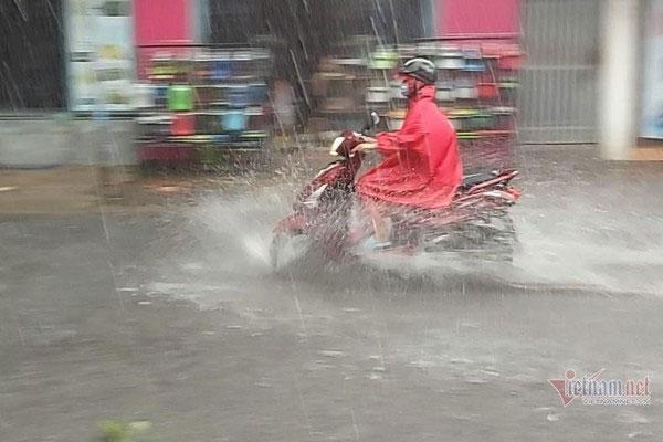 Dự báo thời tiết 2/7, miền Bắc có nơi mưa rất to-1
