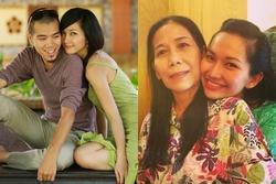Chồng cũ lo hậu sự cho mẹ Kim Hiền