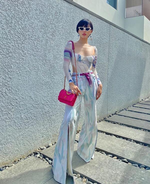 Thanh Hằng, Tóc Tiên bắt trend cực nhanh với loạt trang phục hot nhất mùa hè-7
