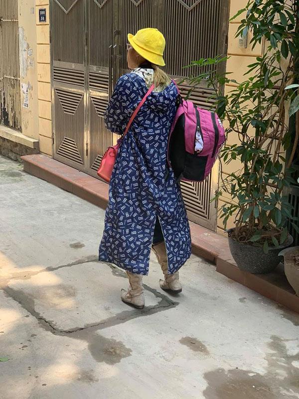 Hotgirl Bella có mặt tại Quảng Ninh, đồ đạc lỉnh kỉnh nhưng không đi cùng con trai-2