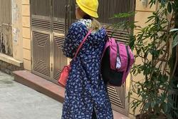 Hotgirl Bella có mặt tại Quảng Ninh, đồ đạc lỉnh kỉnh nhưng không đi cùng con trai