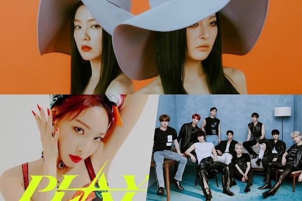 Đường đua K-Pop tháng 7 nóng như chảo lửa với loạt comeback và debut đáng nể-5