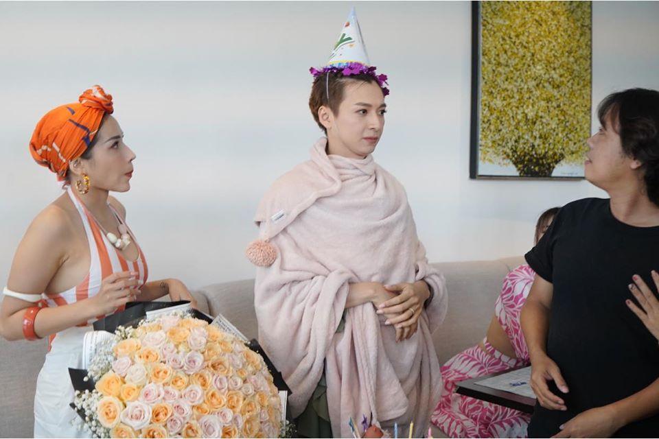Ngô Kiến Huy đón sinh nhật như lệnh bà, dân mạng xem mà sang chấn tâm lý-1