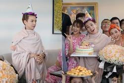 Ngô Kiến Huy đón sinh nhật như lệnh bà, dân mạng xem mà 'sang chấn tâm lý'