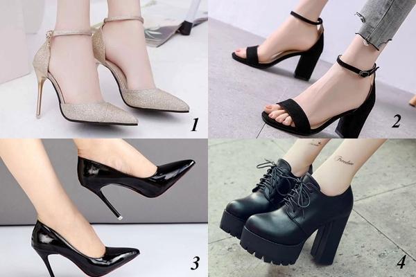 Chọn đôi giày thích nhất để biết sự nghiệp của bạn thuận lợi hay khó khăn-1