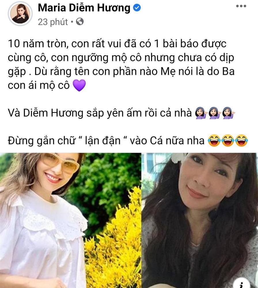 Hoa hậu Diễm Hương úp mở ly hôn người chồng thứ 2, sắp đi thêm bước nữa?-2