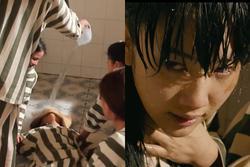 Sau khi bất tỉnh trên phim trường, Thúy Ngân bị hành hạ quay cảnh sặc nước 4 lần