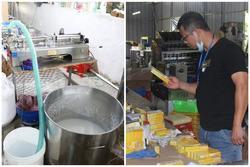 Trung Quốc triệt phá cơ sở sản xuất mỹ phẩm giả quy mô lớn, trong đó có loại serum đình đám bán tràn lan ở Việt Nam chỉ 30k