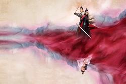 'Cẩm Tú Nam Ca' của Lý Thấm đạt view khủng chỉ sau một ngày lên sóng